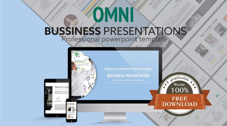 Stock Powerpoint Templates - Free Download Every Weeks Weekly - free profile templates