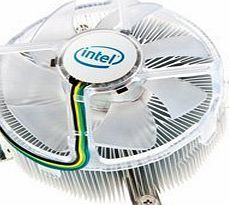 Intel RTS2011AC - computer cooling components (Cooler, Processor, Aluminium, Aluminium, Transparent, LED,  Intel RTS2011AC Thermal Solution (Air Cooling) for Intel LGA2011 CPU Sockets. (Barcode EAN = 5032037019927). http://www.comparestoreprices.co.uk/december-2016-week-1/intel-rts2011ac--computer-cooling-components-cooler-processor-aluminium-aluminium-transparent-led-.asp