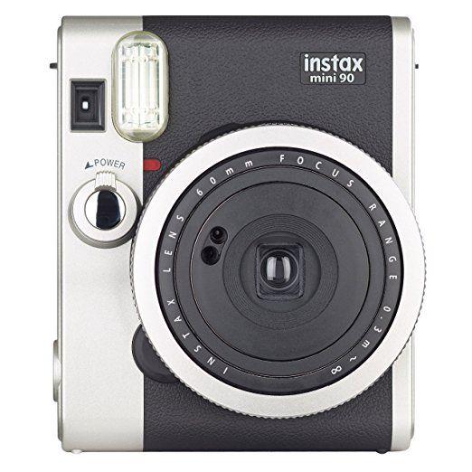 Fujifilm Instax Mini 90 Neo Classic Instant Film Camera :: This one is so fantastic!