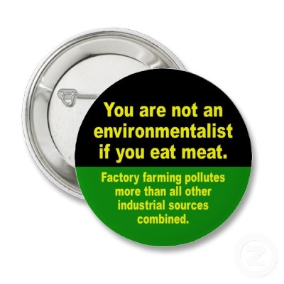 best factory farming human society images don t eat meat pinback button factory farmingenvironmental