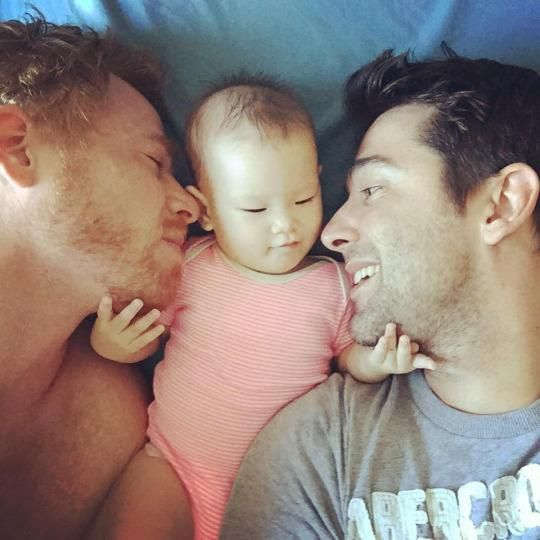 Two dads who had hoped to bring a baby daughter home to Spain from Thailand after she was born there via surrogate six months ago have instead been stranded in Bangkok ever since, as the birth mom has changed her mind.