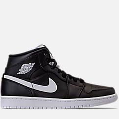 Men's Air Jordan Retro 1 Mid Retro Basketball Shoes Product Image