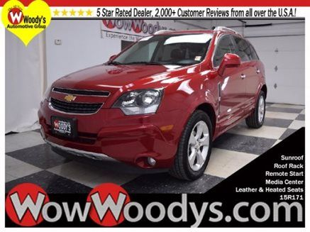 2015 Chevrolet Captiva Sport For Sale in Chillicothe, MO, Kansas City, MO