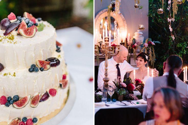 Vintage-Hochzeit in der Alten Gärtnerei München