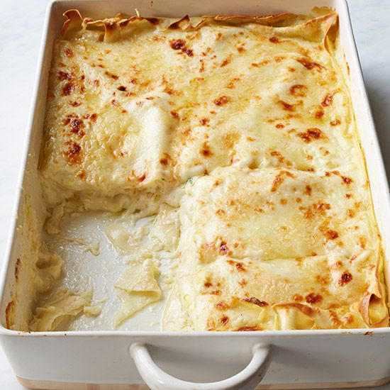 The best lasagna, says chef Gerard Craft, doesn't have tomato sauce or meat. The most perfect lasagna, he says, the one for true pasta lovers, is a creamy white version, a lush layering of...