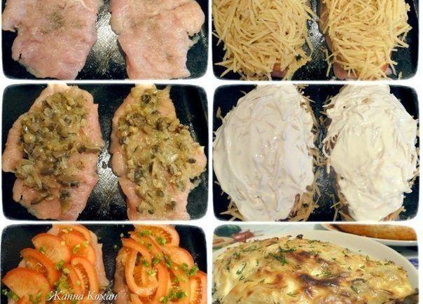 Fantastické kuracie prsia skryté pod zemiakovým kožúškom - Báječná vareška