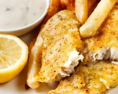 Filets de poisson pané