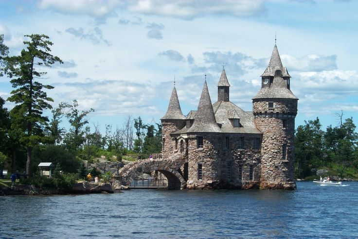 islands | ... the midst of the world famous 1000 islands where british ships became