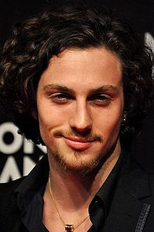 Aaron Johnson. Gooooodness! <3 Only downside - this guy was born in 1990!!! Gee whiz! He's married to a 46yr old though.. Weird.