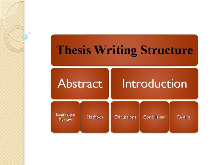 Destination dissertation literature review