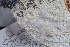 """Iniziativa """"Un disegno per un merletto #martinavidal"""" clicca l'immagine per info-regolamento"""