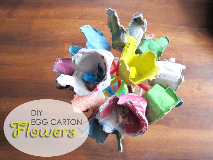 14 best craft din cofraj de oua egg carton craft ideas for Egg carton flowers ideas