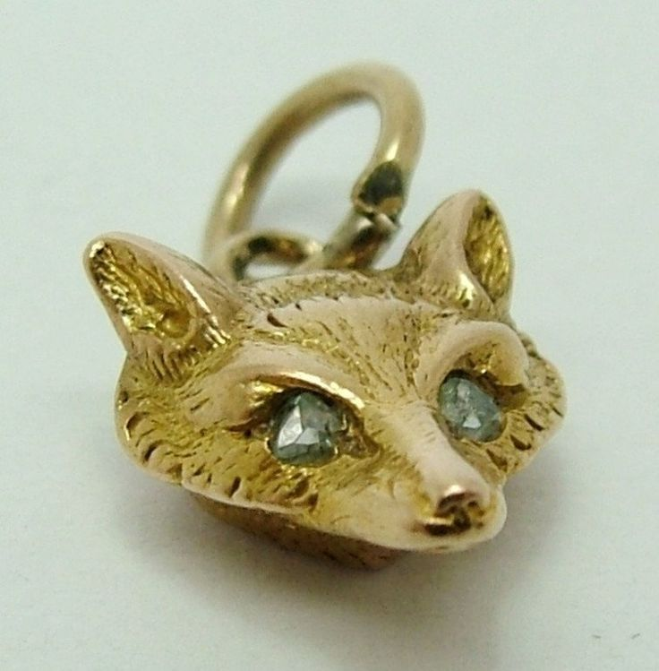 25 best ideas about fox jewelry on fox ring