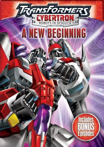 Transformers Cybertron - Robots in Disguise A New Beginning @ niftywarehouse.com #NiftyWarehouse #Movies #Transformers