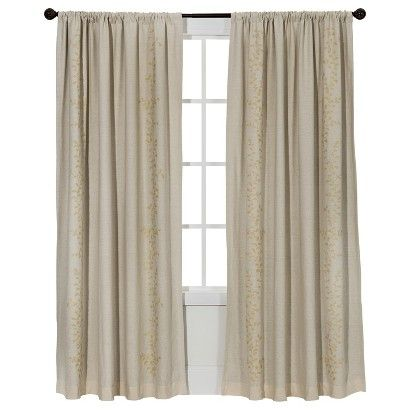 55 Best Curtain Rods Images On Pinterest Double Curtains
