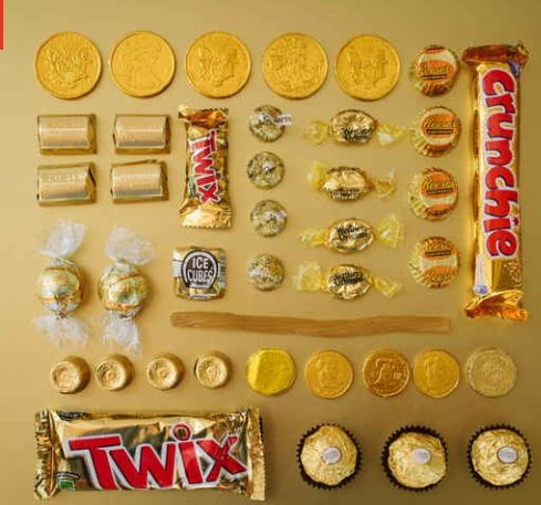 Gold candy                                                       …