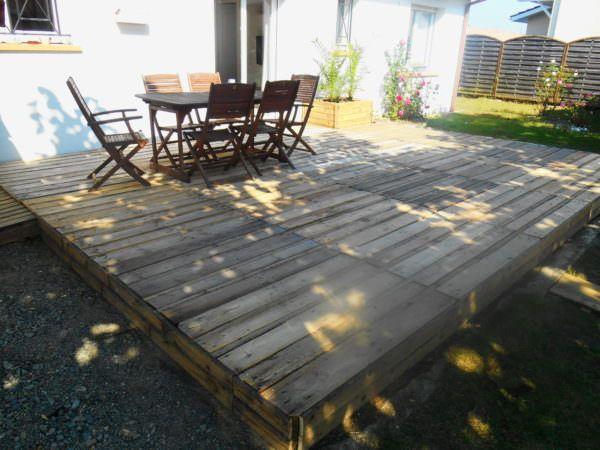 25 best ideas about terrasse en palette on pinterest - Terrasse en palette de recuperation ...