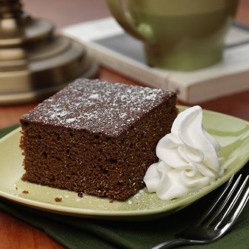 Old-Fashioned Gingerbread | food ideas | Pinterest