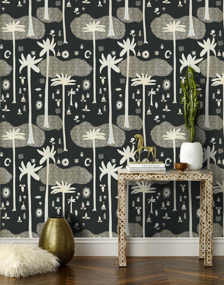 17 best images about justina blakeney for hygge west on pinterest gold wallpaper picnics. Black Bedroom Furniture Sets. Home Design Ideas