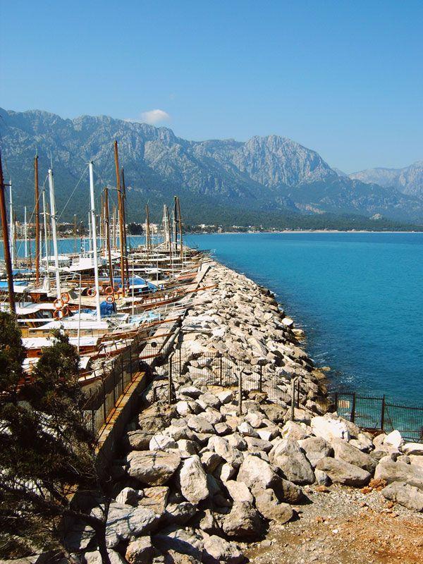 Kemer, Antalya - TURKEY.