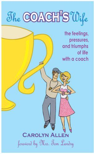 The Coach's Wife by Carolyn Allen http://www.amazon.com/dp/1929478852/ref=cm_sw_r_pi_dp_TH37ub1VGZ9PE