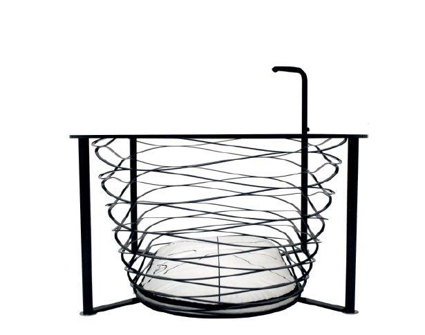 Xtend – Une baignoire portable en fibre de carbone