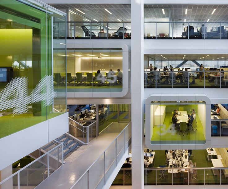 clive wilkinson interview on designing spaces for new ways of working  - macquarie group limited, one shelley street, sydney, australia #workplaces #haworth #wherepeoplework