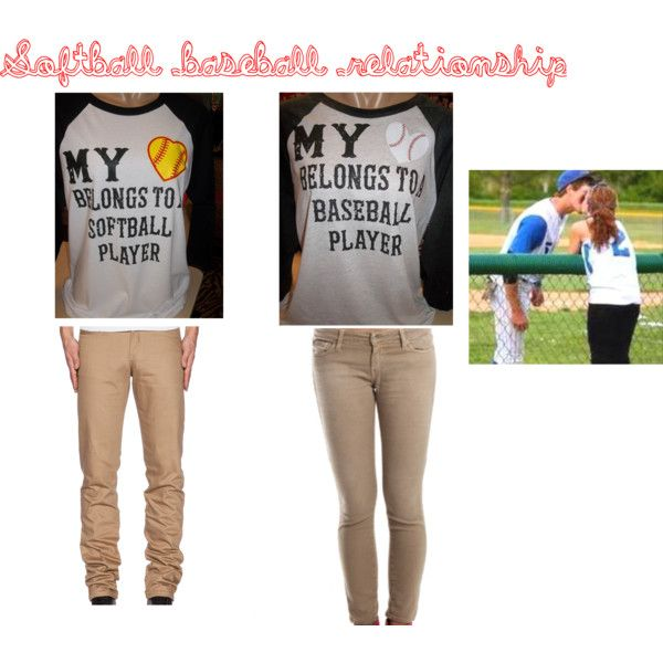relationship goals pictures for softball player