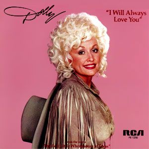 """""""I Will Always Love You"""" is a song by American singer-songwriter Dolly Parton. The country track was released on June 6 1974 as the second single from Parton's thirteenth solo studio album, Jolene (1974)."""