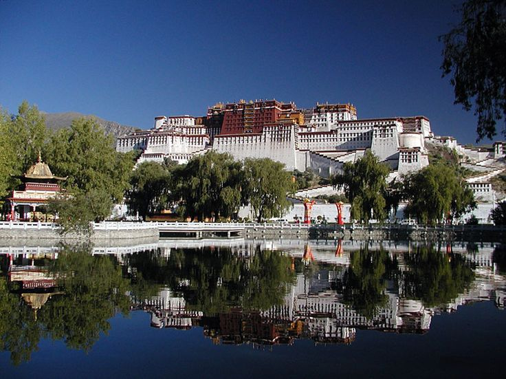 Marvellous Potala Palace Picture Lhasa Pictures China Pictures Virtual and also Potala Palace In China | Goventures.org
