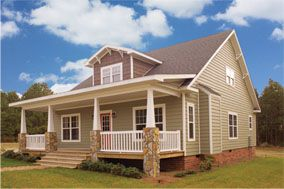 Custom Modular Home Sales, New Houses, Norfolk Newport News Hampton Virginia Beach VA > Photo Gallery > Cottage