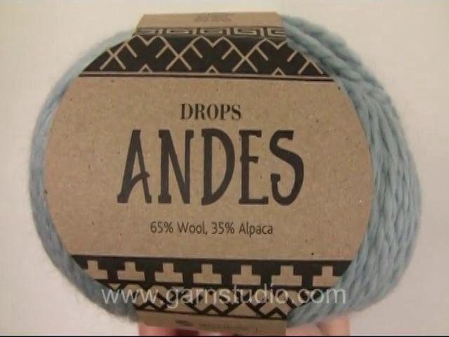 DROPS Yarn Presentation: DROPS Andes