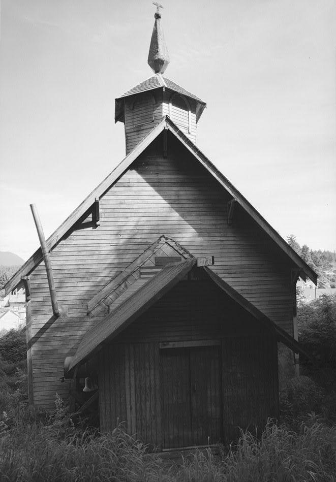 St. John the Baptist Church in Angoon, Alaska | Places ...