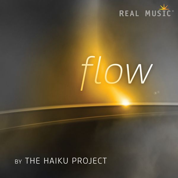 A mystical blending of heavenly symphonic washes, ambient tones and articulate piano. Haiku presents a wondrous, deeply relaxing work that sustains focus for all 67 minutes.  www.realmusic.com