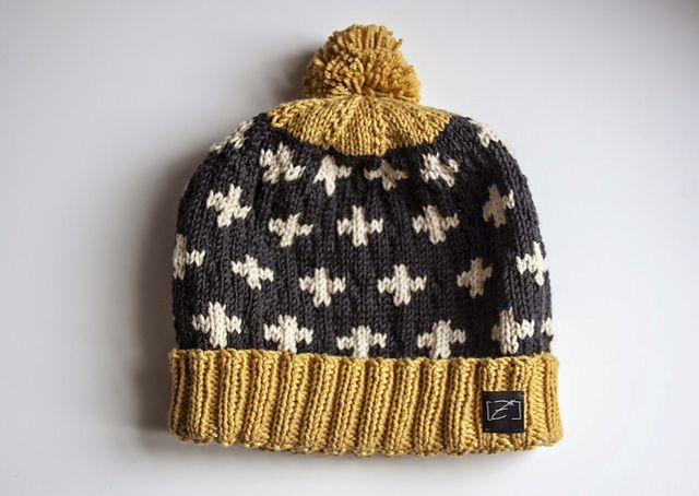 Knit Beanie Pattern Ravelry : 201 best images about crochet.knit.hat on Pinterest Fair isles, Free patter...