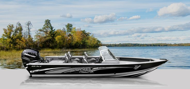 Lund Boats - Aluminum Fishing Boats - 2075 Pro-V