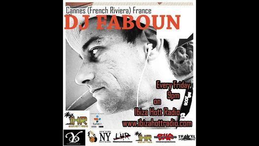 the real partyfab on ibiza hott radio by dj faboun  ( vol 1 ) + intro medley