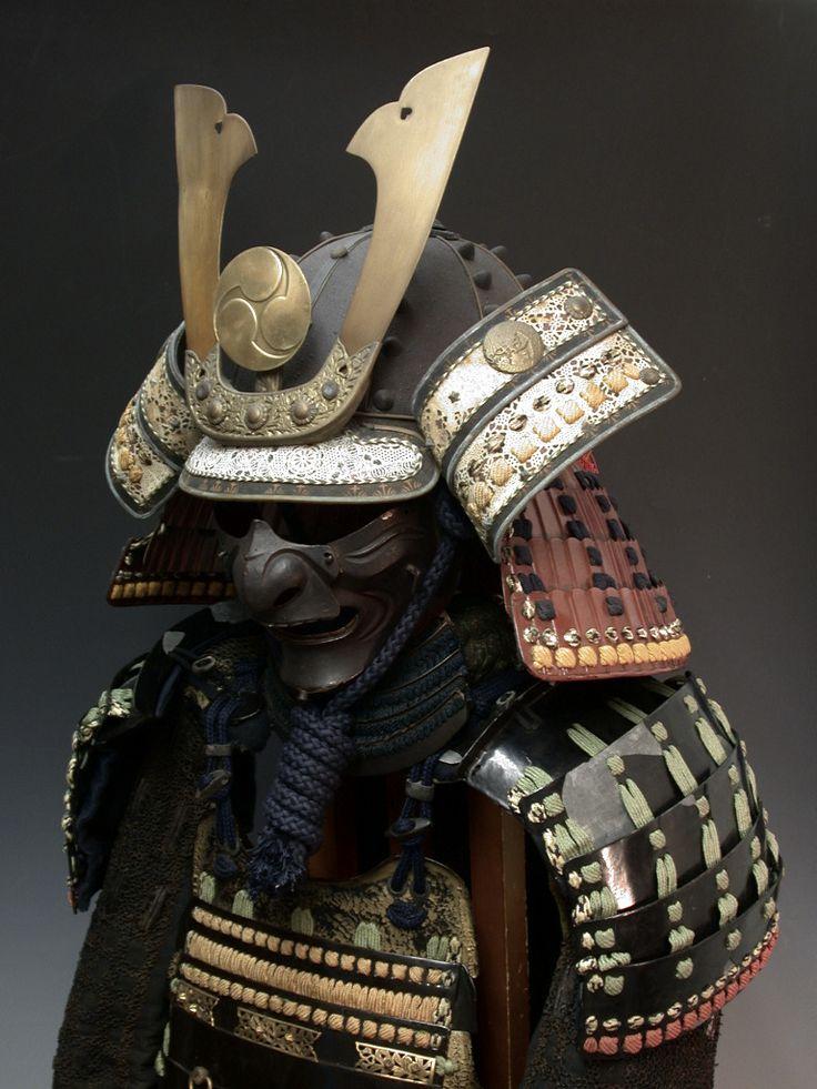 Armatura da samurai: comoda, leggera, evidentemente prona al compromesso.