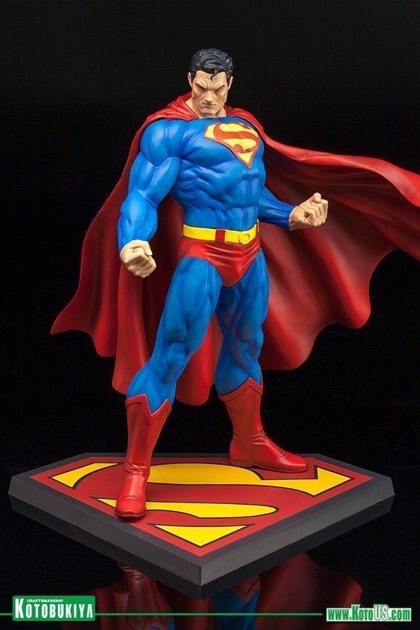 CRAZY TOYS DC COMICS CLASSIC SUPERMAN 1//6 SCALE COLLECTIBLE ACTION FIGURE STATUE