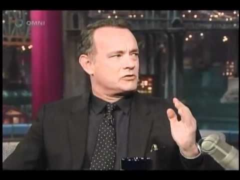 Tom Hanks on Germany and the autubahn. LOL  The best part is his description of a car passing you on the autobahn.