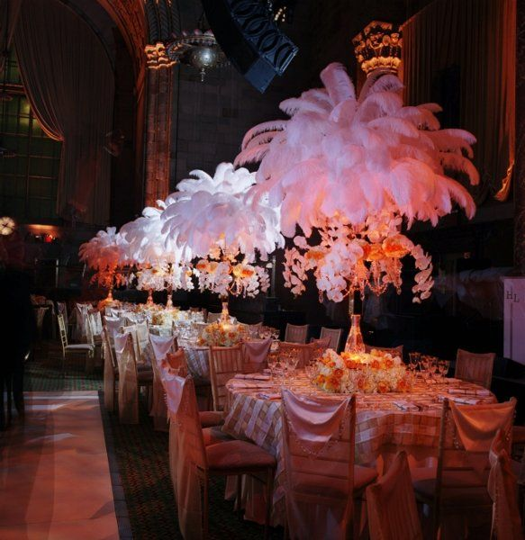 extravagent wedding decor | About WeddingWire: