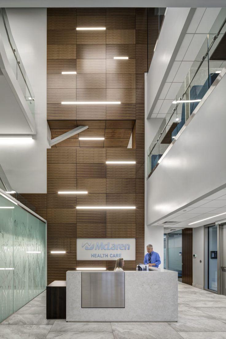 Office Tour McLaren Health Care Corporate Headquarters