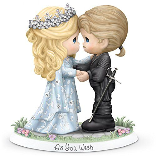 Precious Moments The Princess Bride As You Wish Figurine With Buttercup And Westley by The Hamilton Collection Hamilton http://www.amazon.com/dp/B0128WL1BO/ref=cm_sw_r_pi_dp_LROnwb1X963YE