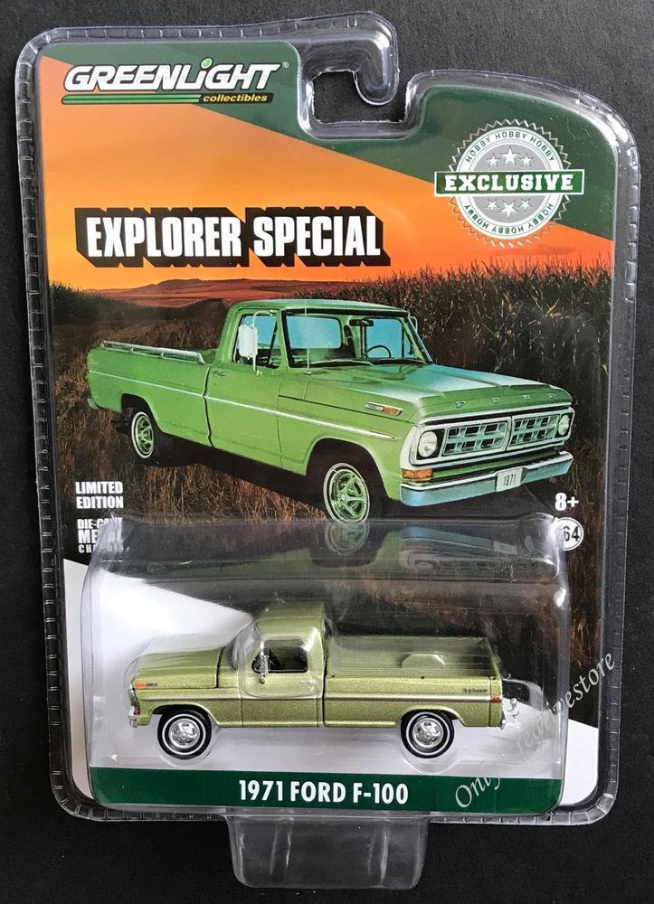Models 1971 Ford F 100 Ebay Farm Toys Ford Cool Toys