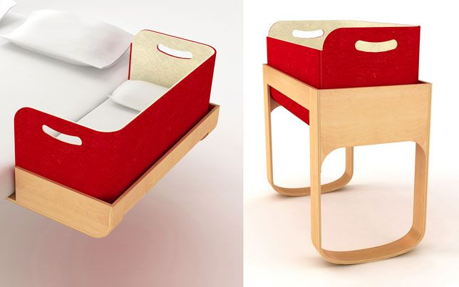 Design Therapy | UN CO-SLEEPING TUTTO ITALIANO | http://www.designtherapy.it