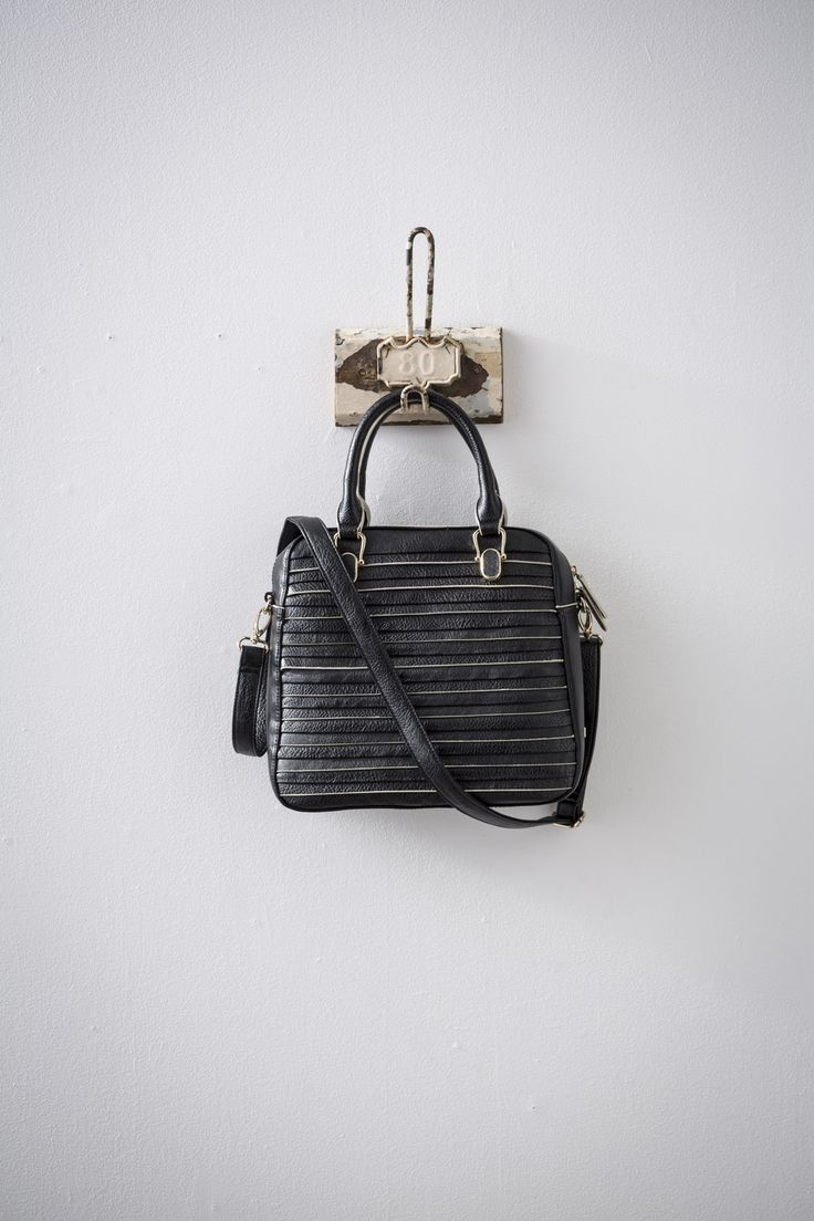 Jamila (Black) available at #zierashoes http://zierashoes.com/page/handbags