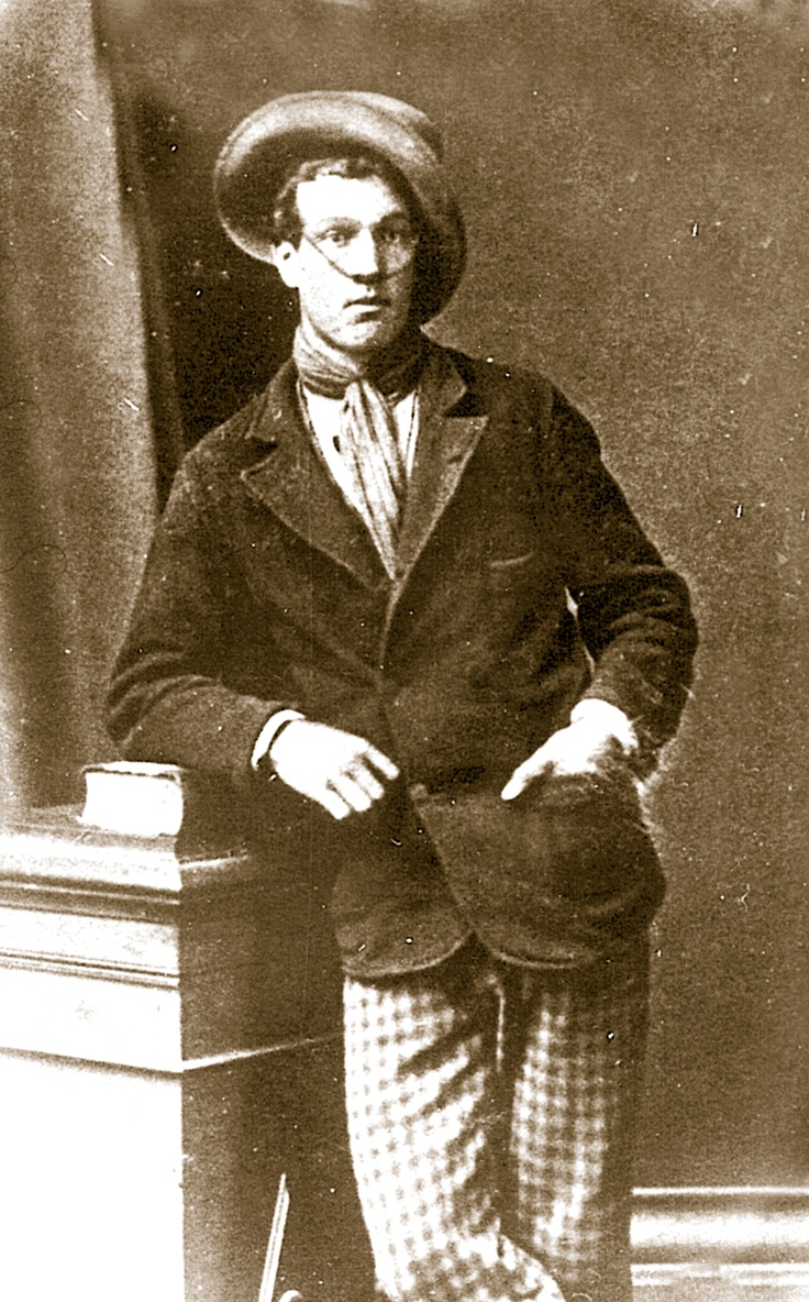 A member of the 'Greta Mob' reputed to be Aaron Sherritt, who became the key to Ned Kelly's strategy to establish a Republic of North-Eastern Victoria. When Joe Byrne decided to kill his lifelong friend, the murder was planned to draw police into a trap.