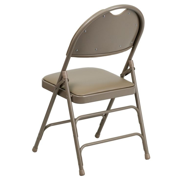 25 best ideas about Metal Folding Chairs on Pinterest
