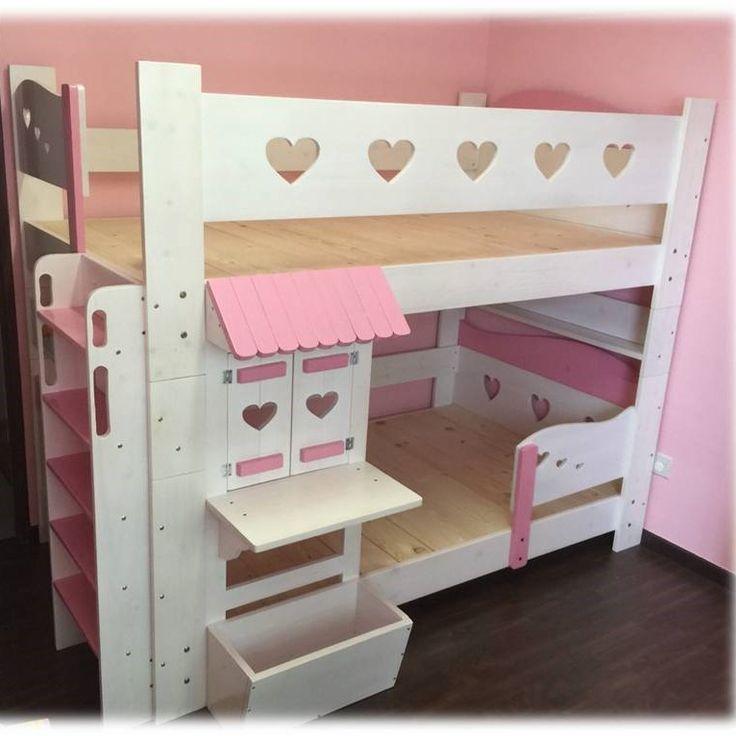 Best 25 double deck bed ideas on pinterest double deck for Double deck bed images