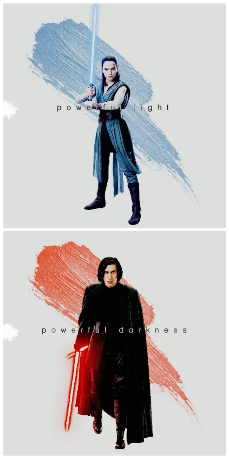 the scavenger & the fallen one#star wars